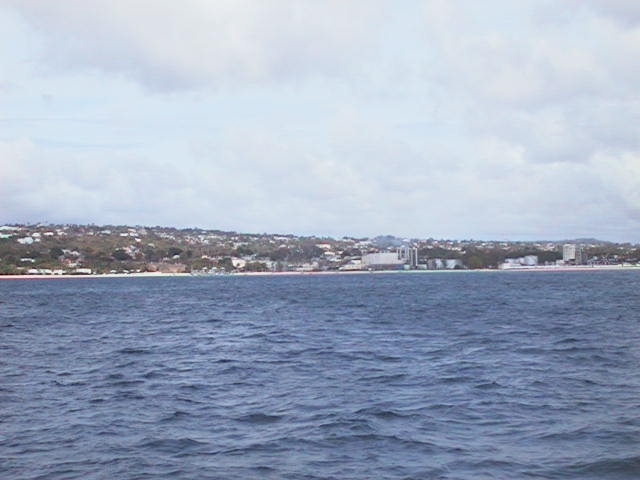 West Coast of Barbados